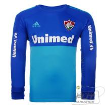 e57419c20bdbd Camisa Adidas Fluminense Goleiro II 2014 Manga Longa