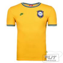 07c602b1b2 Camisa Nike Brasil Retro 2014