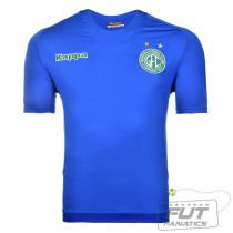 a797eb6d5ecc2 Camisa Kappa Guarani Goleiro II 2014