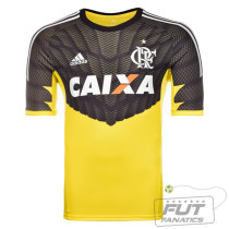 b9504f1938c05 Camisa Adidas Flamengo Goleiro I 2014