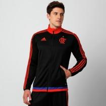 Jaqueta Adidas Flamengo Treino 2015 7e89d05dfb50a