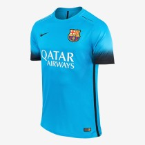 812b2ea45465a Camisa Nike Barcelona III Jogador 2015 2016 Masculina 2