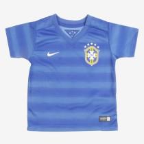 a6f1b9a1e8 Camisa Infantil de 0 a 3 anos CBF II Torcedor sem numer