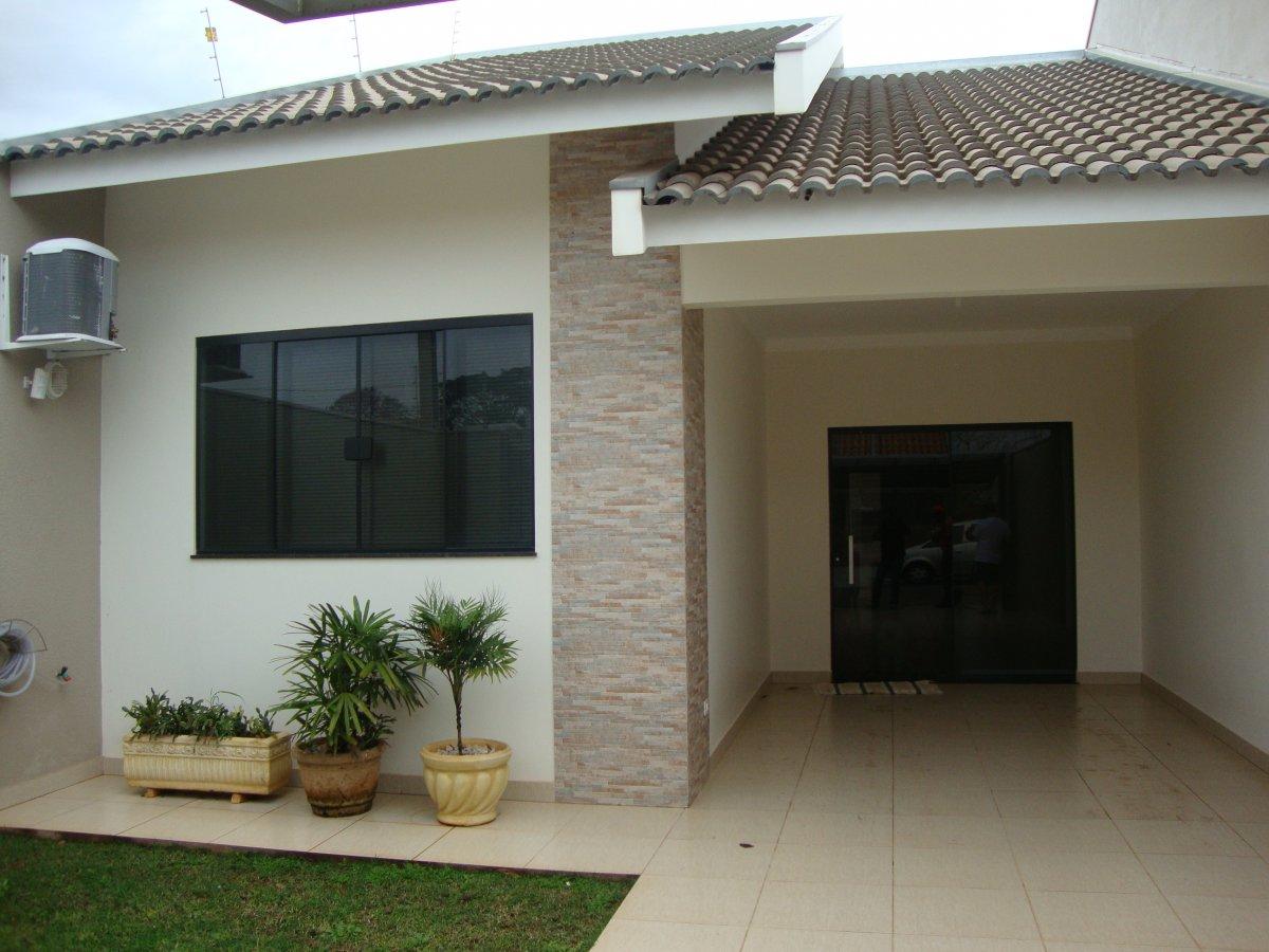 Casa Alvenaria à Venda Jardim Tóquio Maringá/PR Referência: 140  #4A5B30 1200x900