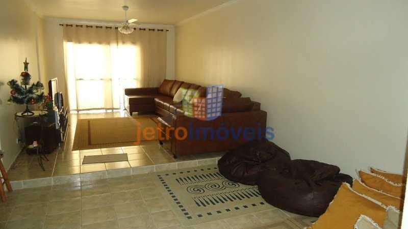 Apartamento a Venda no bairro Canto do Forte em Praia Grande - SP. 3 banheiros, 3 dormitórios, 2 suítes, 2 vagas na garagem, 1 cozinha,  área de servi