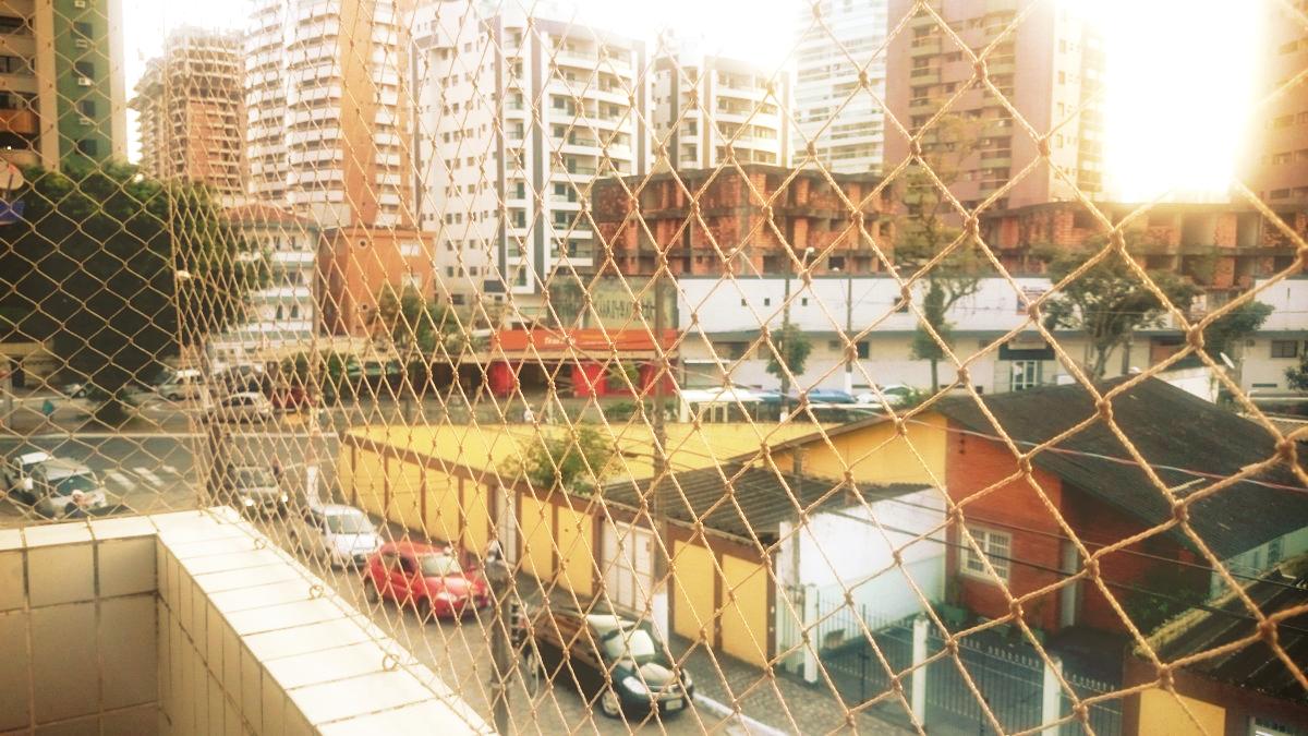 Apartamento a Venda no bairro Canto do Forte em Praia Grande - SP. 1 banheiro, 1 vaga na garagem, 1 cozinha,  área de serviço,  sala de tv,  sala de j