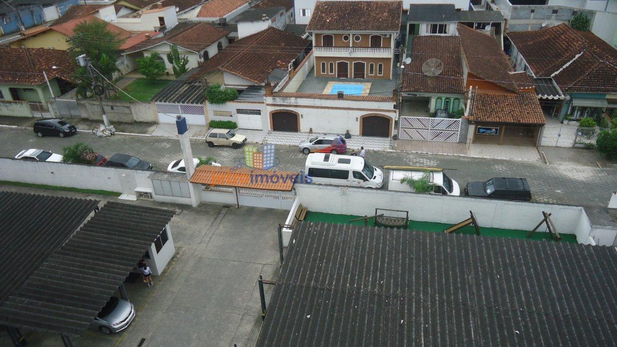 Apartamento para Alugar no bairro Canto do Forte em Praia Grande - SP. 1 banheiro, 2 dormitórios, 1 vaga na garagem, 1 cozinha,  área de serviço,  sal
