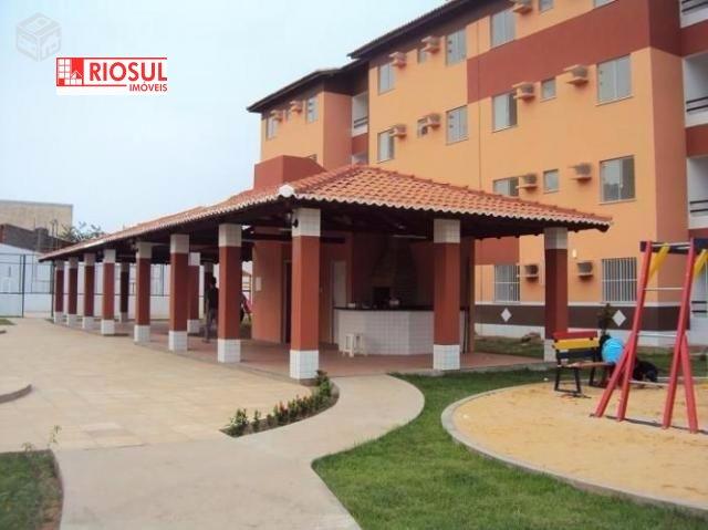 Apartamento a Venda e para Alugar no bairro Bacuri em Imperatriz - MA. 1 banheiro, 2 dormitórios, 1 vaga na garagem,  área de serviço,  copa,  sala de