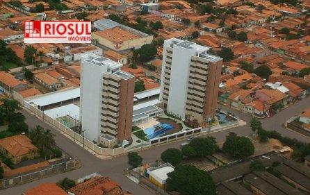 Apartamento para Alugar no bairro Nova Imperatriz em Imperatriz - MA. 2 banheiros, 2 dormitórios, 1 suíte, 2 vagas na garagem, 1 cozinha,  área de ser