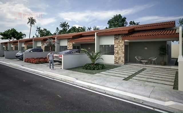 Casa a Venda e para Alugar no bairro Santa Inês em Imperatriz - MA. 2 banheiros, 2 dormitórios, 1 suíte, 2 vagas na garagem, 1 cozinha,  área de servi