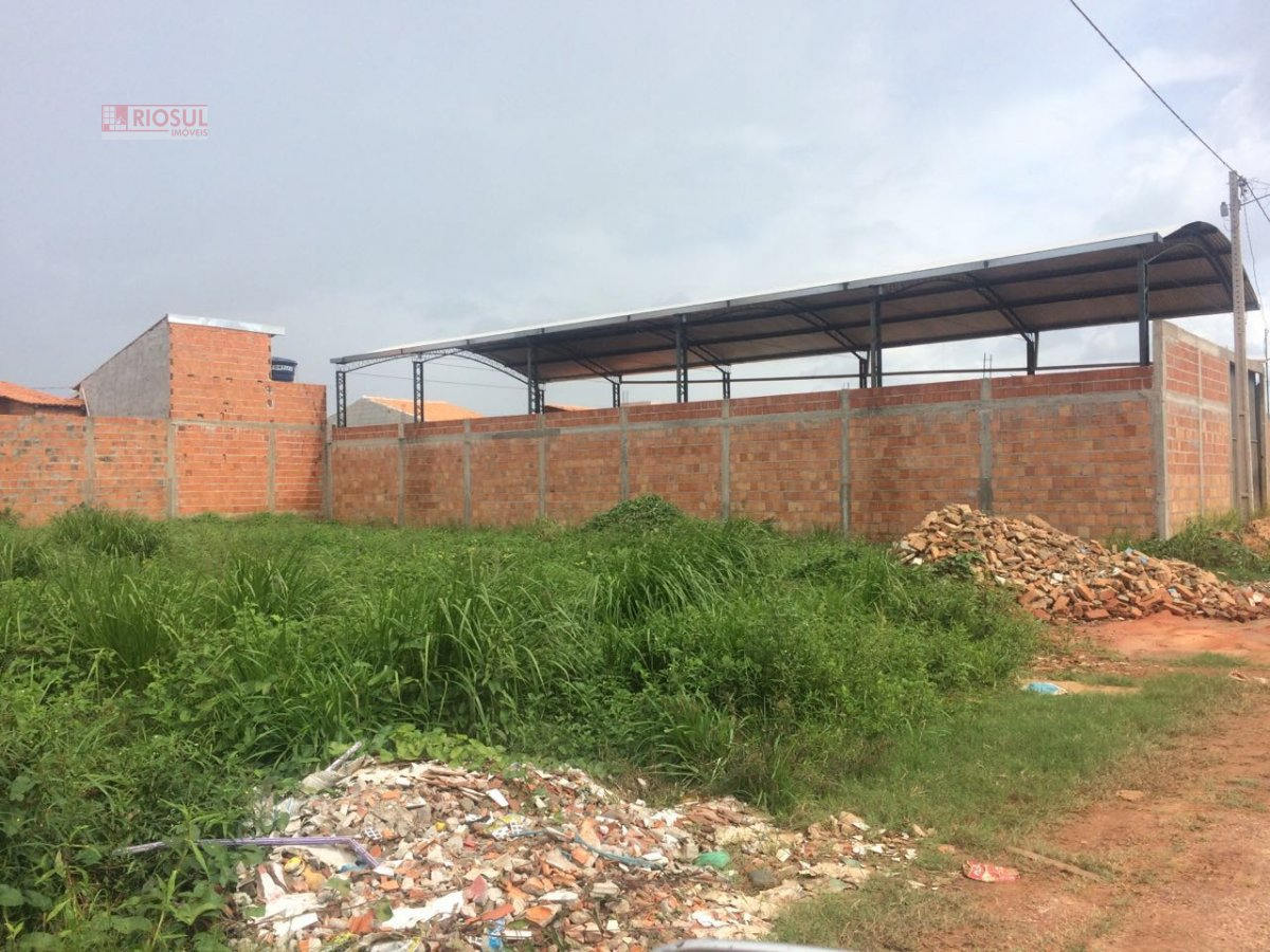 Terreno a Venda no bairro Parque do Buriti em Imperatriz - MA.  - 0038