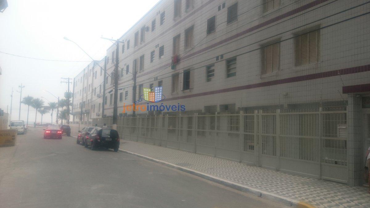 Apartamento para Alugar no bairro Canto do Forte em Praia Grande - SP. 1 banheiro, 1 cozinha,  área de serviço.