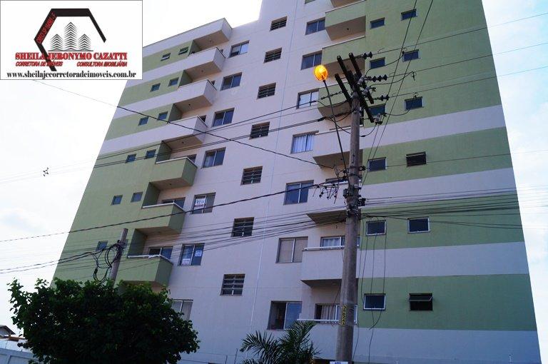 Apartamento a Venda no bairro Cândido Bertini em Santa Bárbara D´Oeste - SP. 1 banheiro, 2 dormitórios, 1 suíte, 1 vaga na garagem, 1 cozinha,  área d