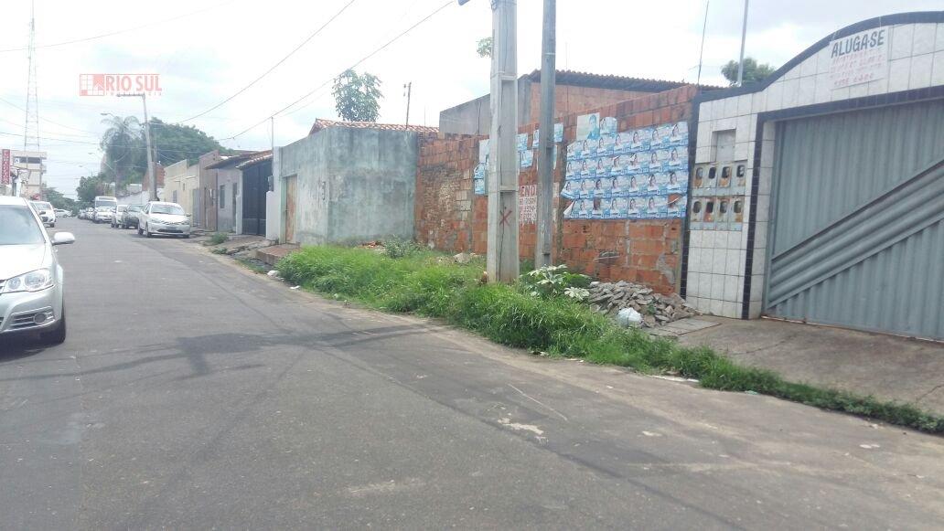 Terreno a Venda no bairro Centro em Imperatriz - MA.  - 0098