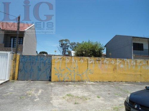 Terreno a Venda no bairro Boqueirão em Curitiba - PR.  - T-894