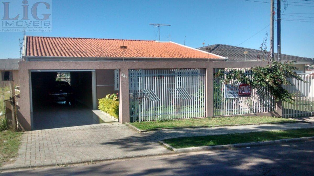 casa a venda em curitiba pr térrea com garagem