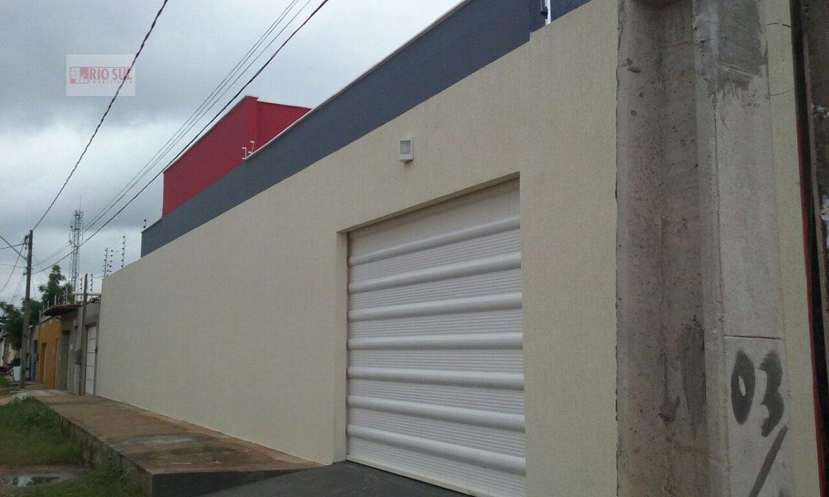 Casa a Venda no bairro Parque do Buriti em Imperatriz - MA. 3 banheiros, 3 dormitórios, 2 suítes, 2 vagas na garagem, 1 cozinha,  área de serviço,  sa