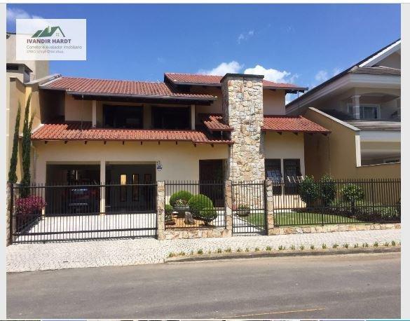 Casa à venda  no Pirabeiraba (Centro) - Joinville, SC