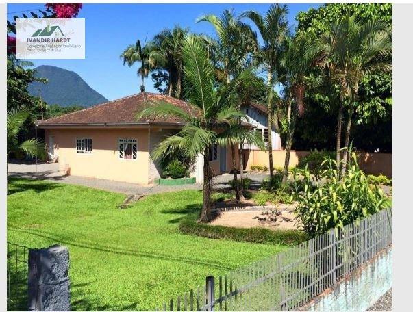 Terreno/Lote à venda  no Pirabeiraba (Rio Bonito) - Joinville, SC