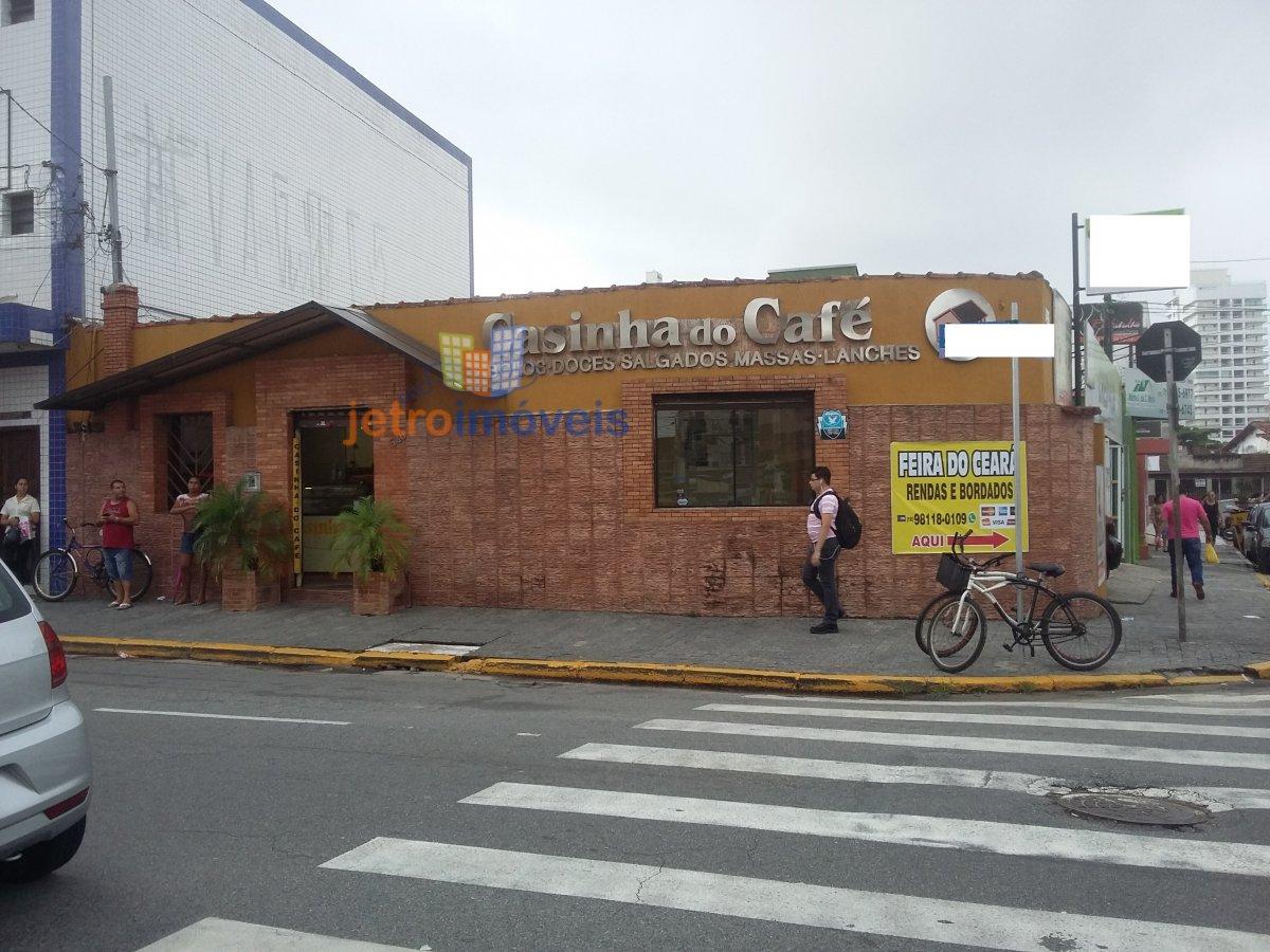 Ponto Comercial a Venda no bairro Boqueirão em Praia Grande - SP.