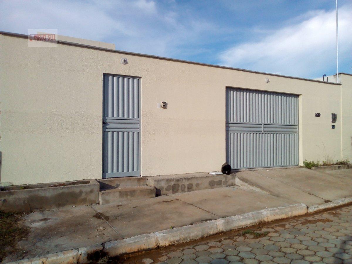 Casa a Venda no bairro João Paulo II em Imperatriz - MA. 2 banheiros, 3 dormitórios, 1 suíte, 3 vagas na garagem, 1 cozinha,  área de serviço,  copa,