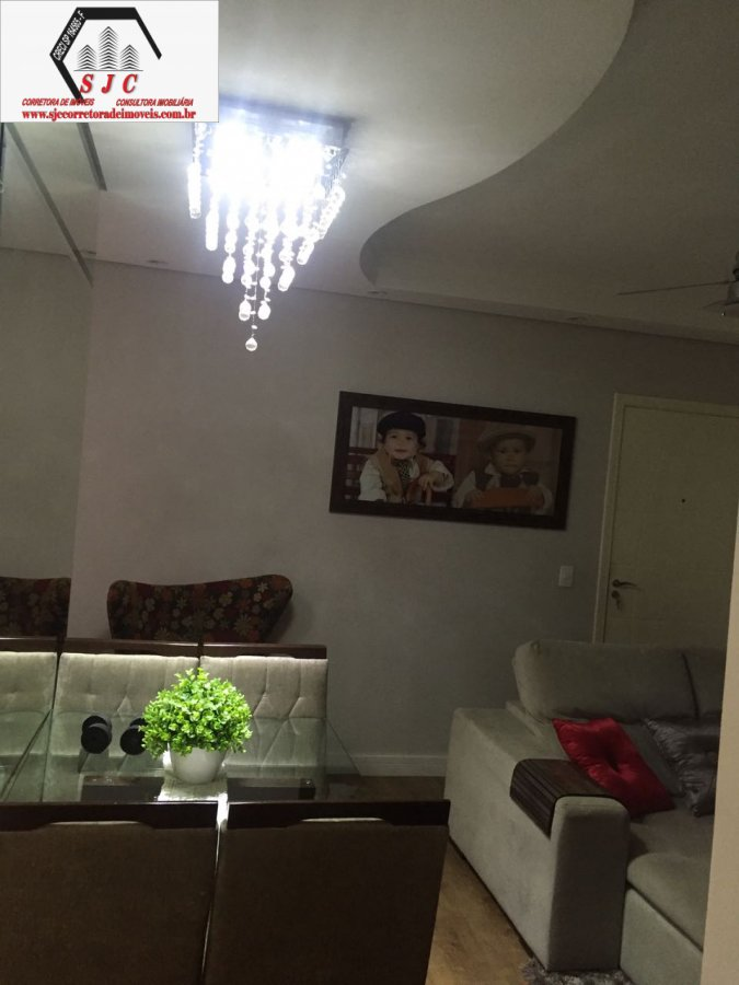 Apartamento a Venda no bairro Cândido Bertini em Santa Bárbara D´Oeste - SP. 1 banheiro, 3 dormitórios, 1 vaga na garagem, 1 cozinha,  sala de estar,