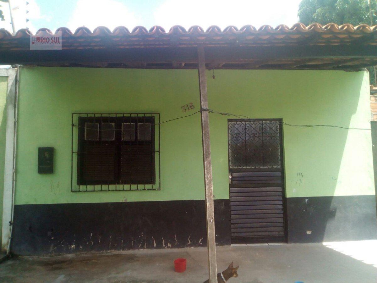Casa a Venda no bairro Morada do Sol em Imperatriz - MA. 1 banheiro, 2 dormitórios, 1 cozinha,  área de serviço,  sala de estar.  - 00116