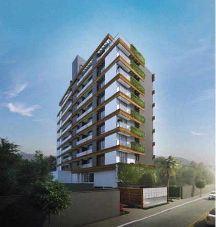 Apartamento a Venda no bairro América em Joinville - SC. 1 banheiro, 3 dormitórios, 1 suíte, 1 vaga na garagem, 1 cozinha,  área de serviço,  lavabo,