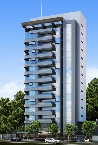 Apartamento a Venda no bairro Atiradores em Joinville - SC. 4 banheiros, 4 dormitórios, 4 suítes, 1 cozinha,  área de serviço,  sala de estar,  sala d