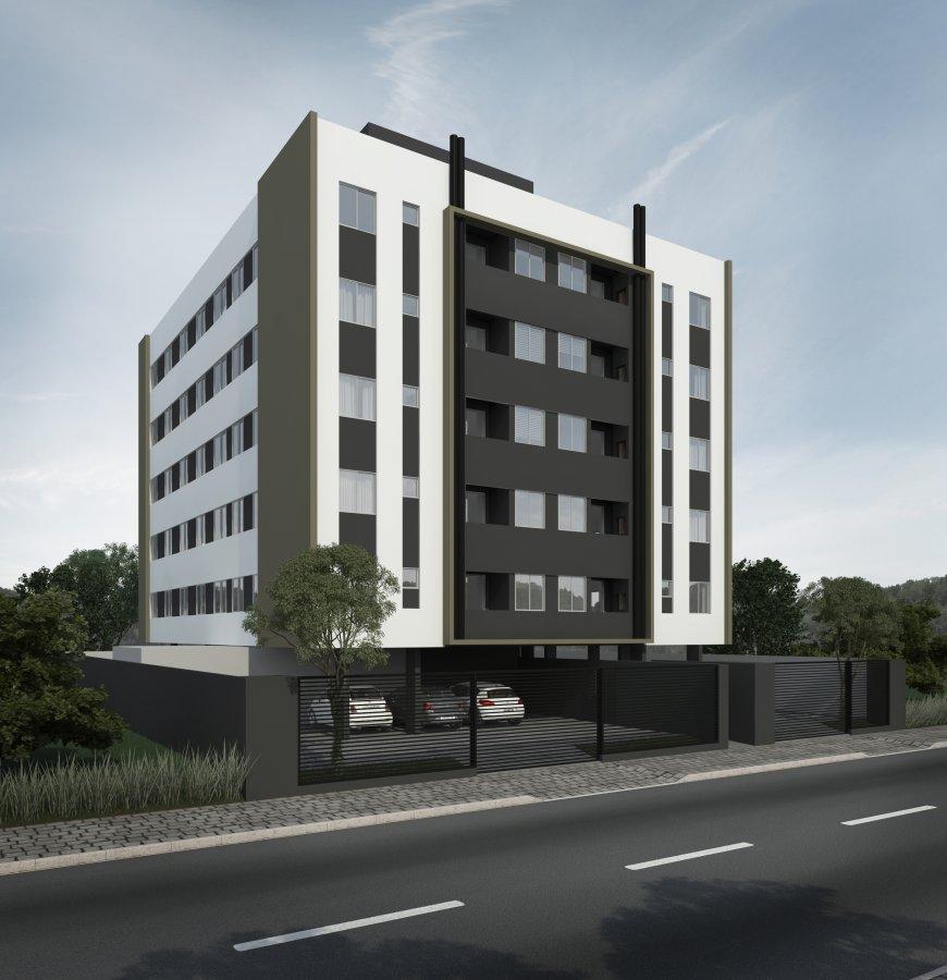 Apartamento a Venda no bairro Fátima em Joinville - SC. 1 banheiro, 2 dormitórios, 1 vaga na garagem, 1 cozinha,  área de serviço,  sala de tv,  sala
