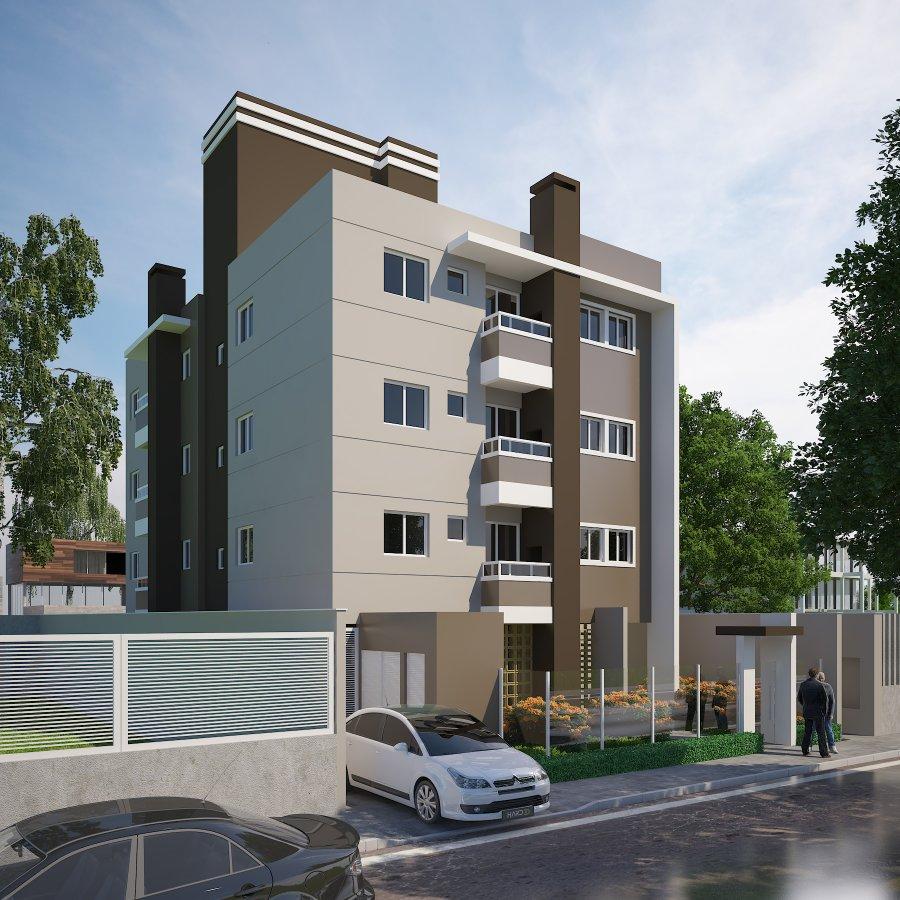 Apartamento a Venda no bairro Jardim Iririú em Joinville - SC. 1 banheiro, 2 dormitórios, 1 vaga na garagem, 1 cozinha.