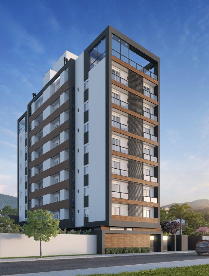 Apartamento a Venda no bairro Costa e Silva em Joinville - SC. 1 banheiro, 3 dormitórios, 1 suíte, 1 vaga na garagem, 1 cozinha,  closet,  área de ser