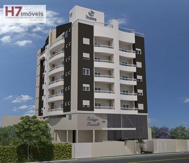 Apartamento a Venda no bairro Glória em Joinville - SC. 1 banheiro, 2 dormitórios, 1 suíte, 1 vaga na garagem, 1 cozinha,  área de serviço,  sala de t