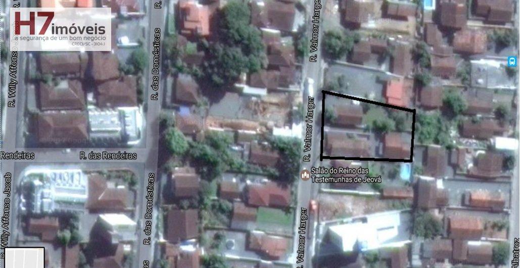 Terreno a Venda no bairro Costa e Silva em Joinville - SC.