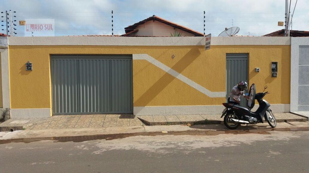 Casa para Alugar no bairro Jardim Veneza  em Imperatriz - MA. 3 banheiros, 3 dormitórios, 1 suíte, 3 vagas na garagem, 1 cozinha,  área de serviço,  s