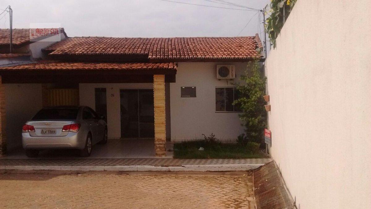 Casa a Venda no bairro Santa Inês em Imperatriz - MA. 1 banheiro, 3 dormitórios, 2 vagas na garagem, 1 cozinha,  área de serviço,  sala de estar.  - 0