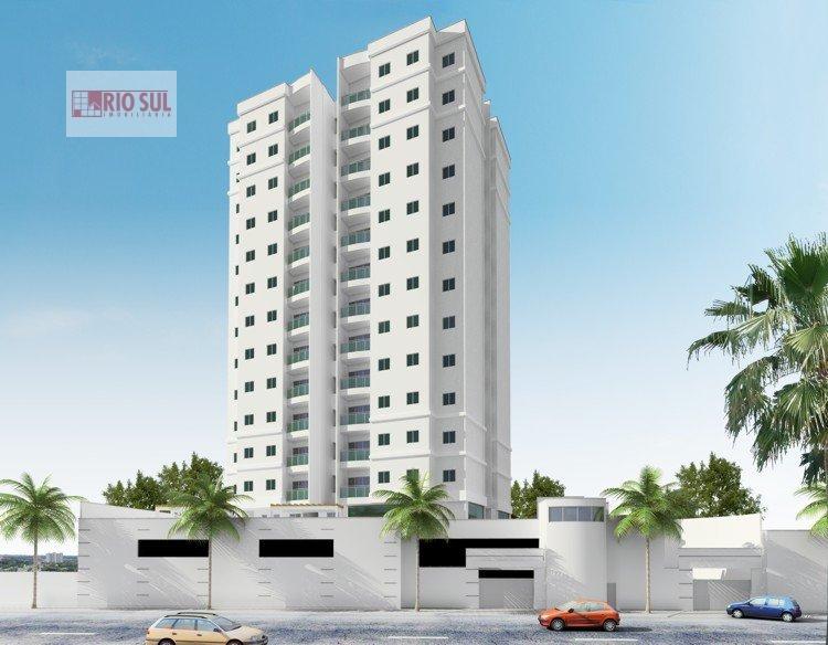 Apartamento para Alugar no bairro Maranhão Novo em Imperatriz - MA. 3 banheiros, 3 dormitórios, 1 suíte, 2 vagas na garagem, 1 cozinha,  área de servi