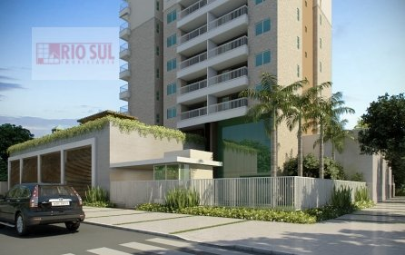 Apartamento para Alugar no bairro Três Poderes em Imperatriz - MA. 1 banheiro, 2 dormitórios, 1 vaga na garagem,  área de serviço,  sala de estar.  -