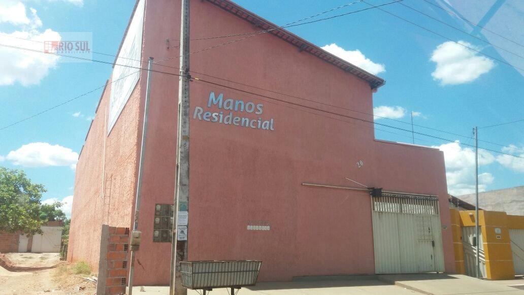 Apartamento para Alugar no bairro Vila Redenção II em Imperatriz - MA. 1 banheiro, 2 dormitórios, 1 vaga na garagem, 1 cozinha,  área de serviço,  sal
