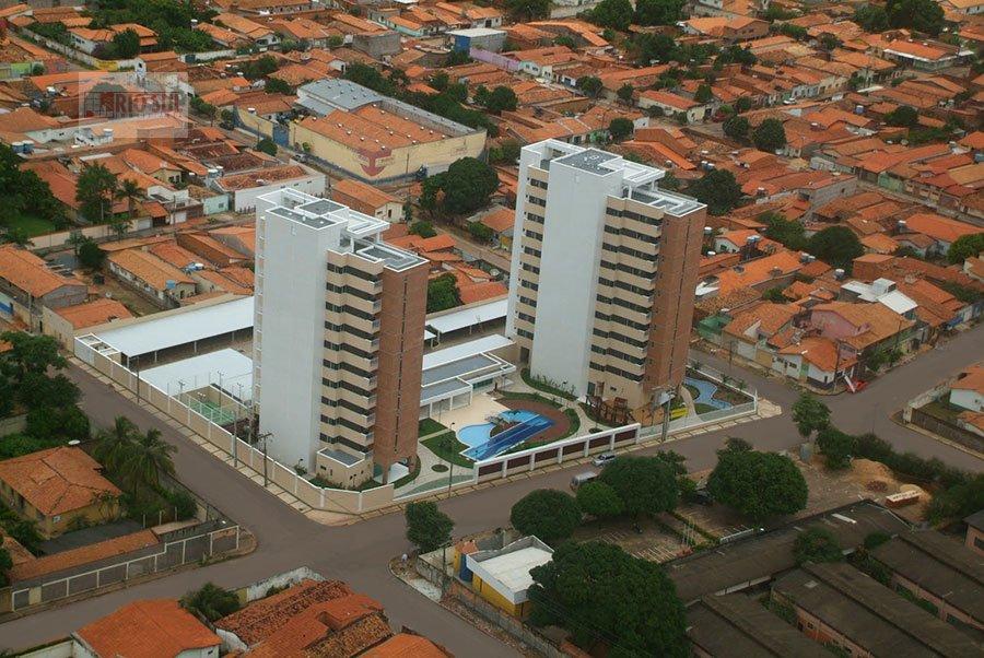 Apartamento a Venda e para Alugar no bairro Nova Imperatriz em Imperatriz - MA. 2 banheiros, 3 dormitórios, 1 suíte, 2 vagas na garagem, 1 cozinha,  á