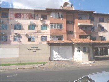 Apartamento a Venda e para Alugar no bairro Nova Imperatriz em Imperatriz - MA. 2 banheiros, 3 dormitórios, 1 suíte, 1 vaga na garagem, 1 cozinha,  ár