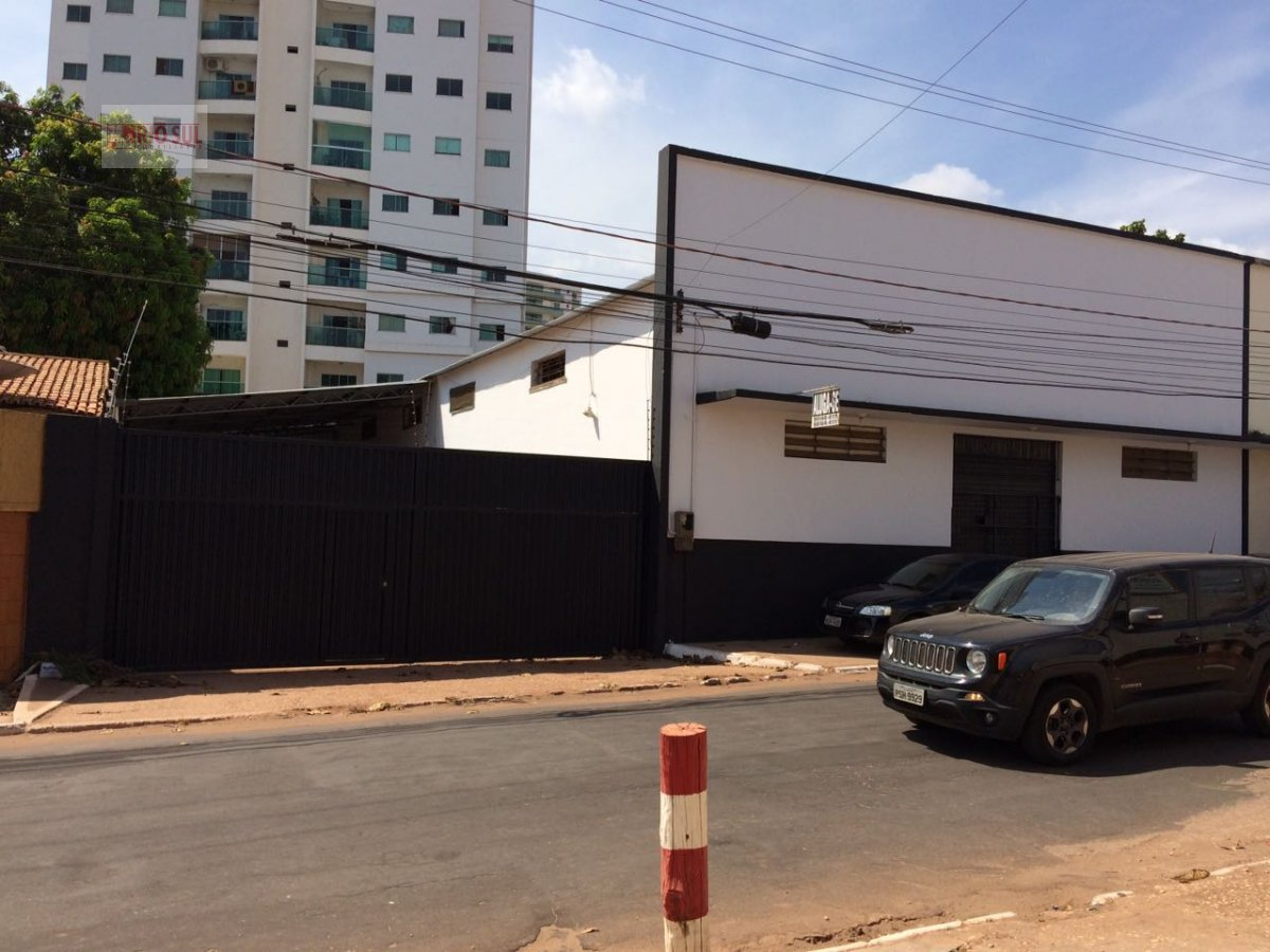 Galpão/Pavilhão para Alugar no bairro Maranhão Novo em Imperatriz - MA. 1 banheiro,  área de serviço,  escritório.  - 00177