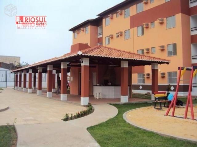 Apartamento para Alugar no bairro Parque do Buriti em Imperatriz - MA. 1 banheiro, 2 dormitórios, 1 vaga na garagem, 1 cozinha,  área de serviço,  sal