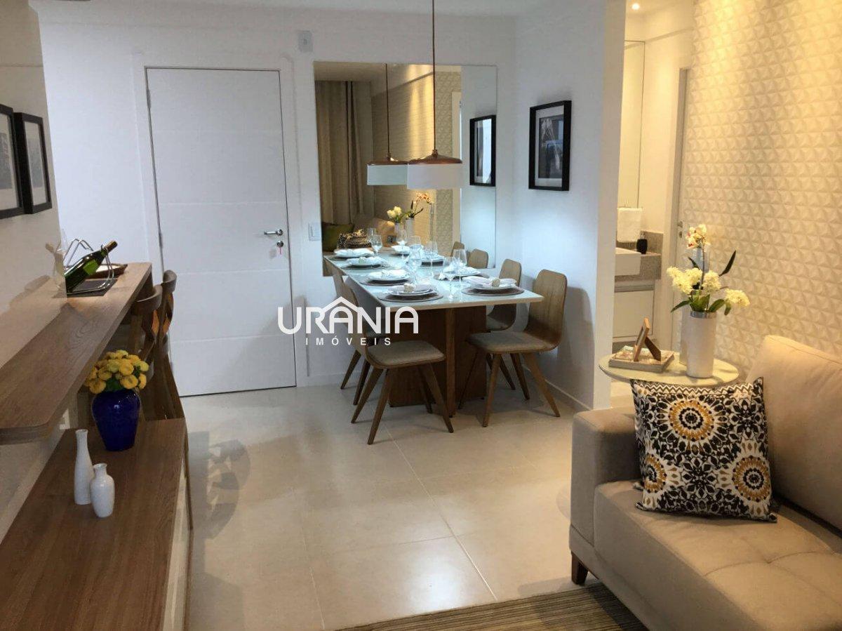 Apartamento a Venda no bairro Praia de Itaparica em Vila Velha - ES. 2 banheiros, 2 dormitórios, 1 suíte, 1 vaga na garagem, 1 cozinha,  área de servi