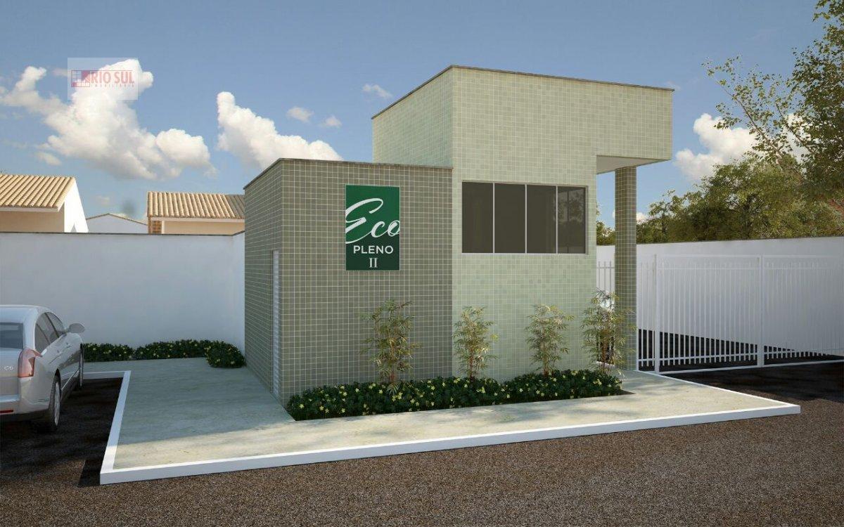 Casa a Venda no bairro João Paulo II em Imperatriz - MA. 1 banheiro, 2 dormitórios, 1 cozinha,  área de serviço.  - 00105