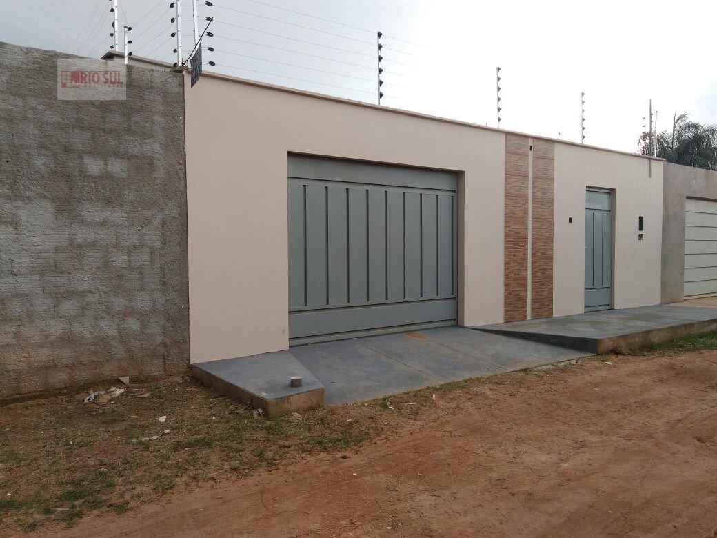 Casa a Venda no bairro Jardim São Luís em Imperatriz - MA. 2 banheiros, 3 dormitórios, 1 suíte, 2 vagas na garagem, 1 cozinha,  closet,  área de servi