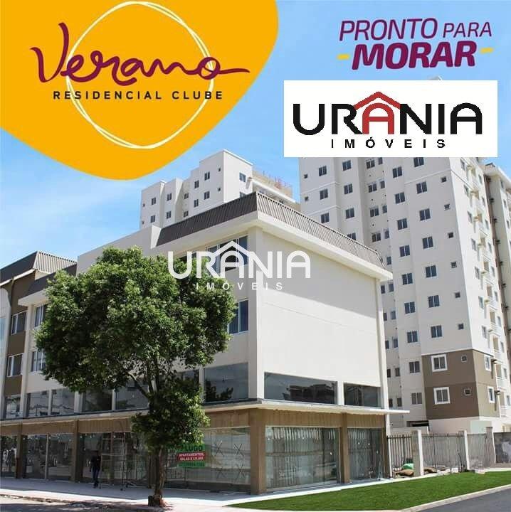 Apartamento a Venda no bairro Coqueiral de Itaparica em Vila Velha - ES. 1 banheiro, 2 dormitórios, 1 vaga na garagem, 1 cozinha,  área de serviço,  s
