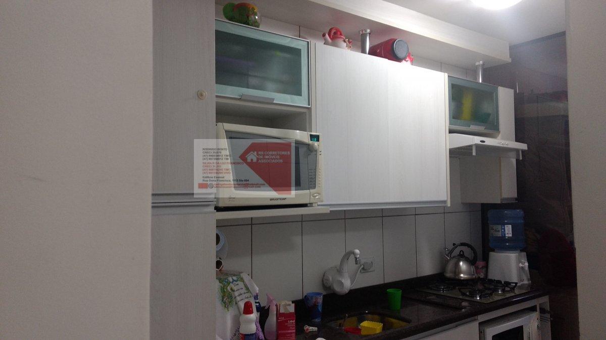 Apartamento Padr O Para Venda Em Zona Industrial Norte Joinville Sc