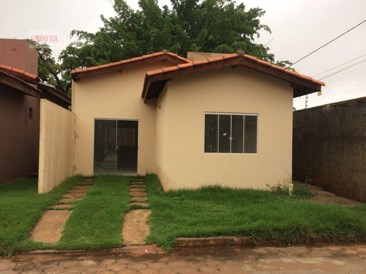 Casa a Venda no bairro Vila Ipiranga em Imperatriz - MA. 1 banheiro, 2 dormitórios, 2 vagas na garagem, 1 cozinha,  área de serviço.  - 0012