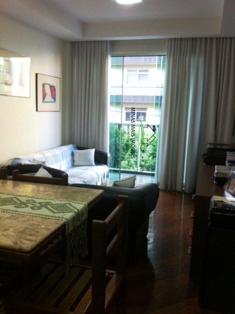 Apartamento a Venda no bairro Jardim Nova América em Divinópolis - MG. 2 banheiros, 3 dormitórios, 1 suíte, 1 vaga na garagem,  área de serviço,  sala